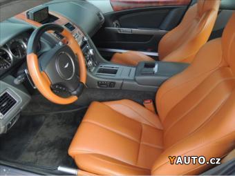 Prodám Aston Martin DB9 6.0 V12 1. majitel