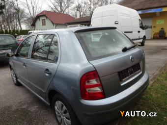 Prodám Škoda Fabia 1.4 MPI ser. k., klima TOP