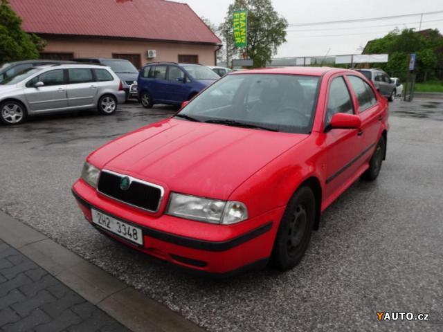 Prodám Škoda Octavia 1.9 TDi SLX