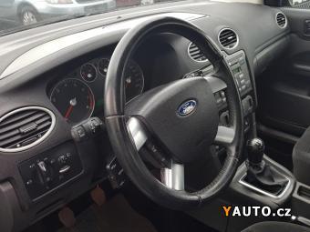 Prodám Ford Focus II 1,6i GHIA, serviska STK