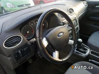 Prodám Ford Focus II 1,6i, dig. klima, tempomat, ST