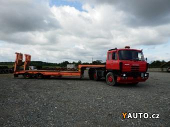 Prodám  Souprava Tatra + Mullel Mittel