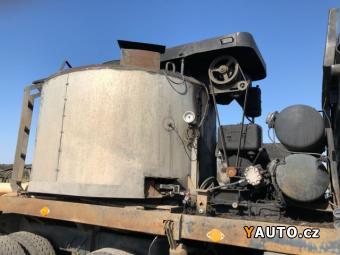 Prodám Tatra Vařič na asfalt 815 6X6