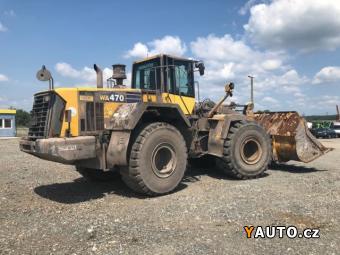 Prodám Komatsu WA 470-6