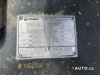 Prodám Wacker NEUSON 6503-SUPER STAV