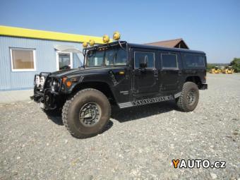 Prodám Hummer H1 6.5 TD WAGON