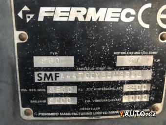 Prodám Fermec 860