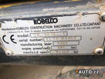Prodám Kobelco FIAT SK 250NLC-6