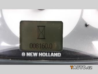 Prodám New Holland B 115 JOYSTICKY