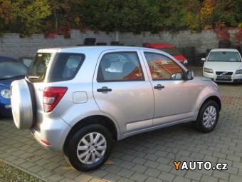 Prodám Daihatsu Terios 1.5i 77KW KLIMA. TOP STAV. 4X4