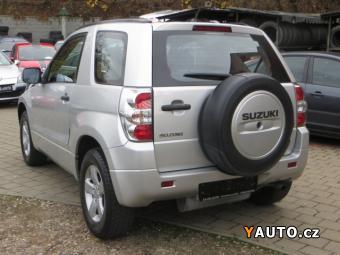 Prodám Suzuki Grand Vitara 1.6i + LPG 4 X 4