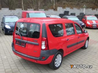 Prodám Dacia Logan 1.6i KLIMA TOP STAV