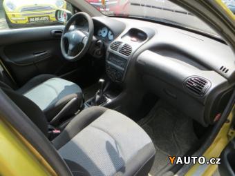 Prodám Peugeot 206 1.4i SW 55 KW KLIMA