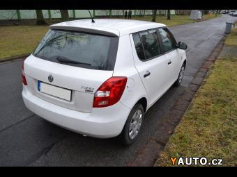 Prodám Škoda Fabia II 1.4 16V 63kw, 1. maj, ČR pův