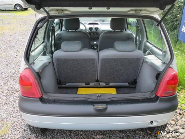 prod m renault twingo 1 2i16v prodej renault twingo osobn auta. Black Bedroom Furniture Sets. Home Design Ideas