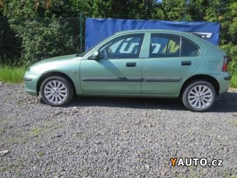 Prodám Rover 25 1,4i16v ZADÁNO