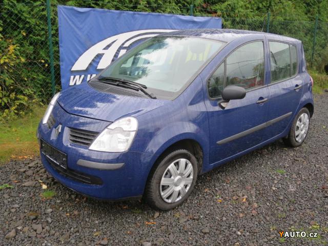 Prodám Renault Modus 1,2i16v