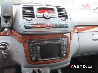 Prodám Mercedes-Benz Viano 2,2 CDi Ambiente 4x4