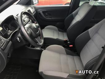 Prodám Škoda Fabia 1.6 TDi Monte Carlo