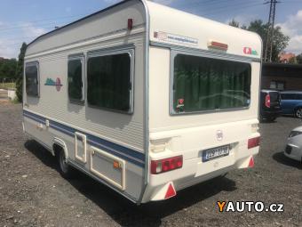 Prodám Adria Unica 431DD nový v ČR