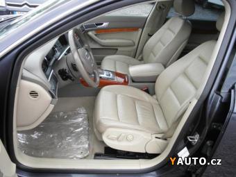 Prodám Audi A6 3.0 TDI QUATTRO NAVI