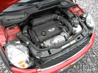 Prodám Mini Cooper S 1.6i 135kW