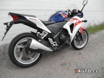 Prodám Honda CBR 250R ABS