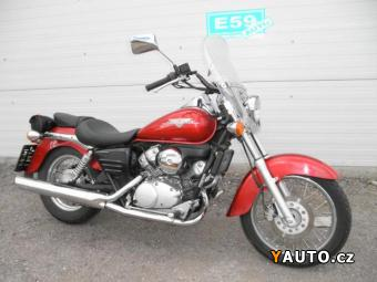 Prodám Honda VT 125 Shadow