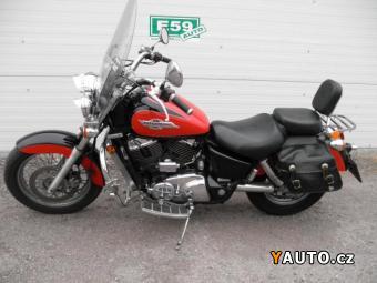 Prodám Honda VT 1100 Shadow