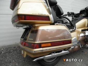 Prodám Honda GL 1500 Gold Wing
