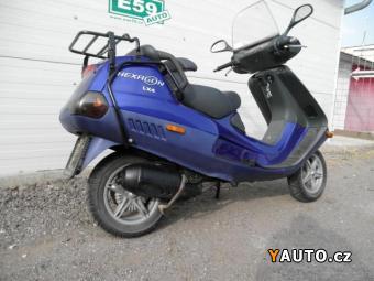 Prodám Piaggio Hexagon 125 LX4