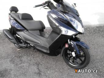 Prodám Sym GTS 300i