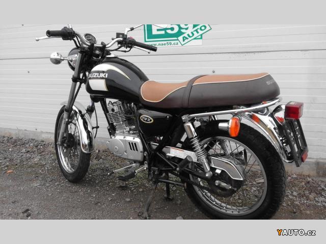 Teile & Daten: SUZUKI TU 125 XT   Louis Motorrad