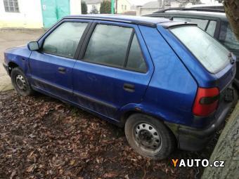 Prodám Škoda Felicia 1,6 GLX