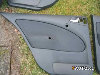 Prodám Škoda Octavia čalounění + sedadla na