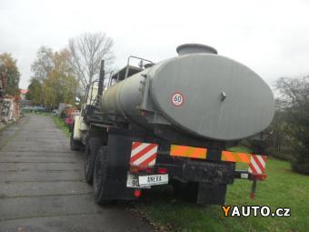 Prodám  Kraz 250 cisterna, 3.207 km
