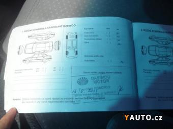 Prodám Daewoo Matiz 0,8 i