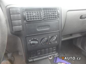 Prodám Seat Inca 1,9 D EKO Zaplaceno