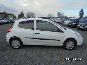 Prodám Renault Clio 1,5 DCi 2místné, ČR