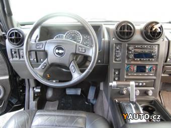 Prodám Hummer H2 6.0 LV8