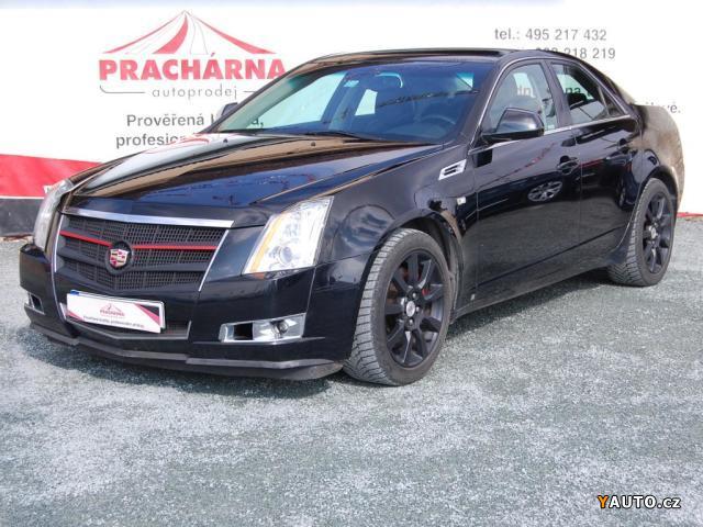 Prodám Cadillac CTS 3.6 V6 Sport Luxury