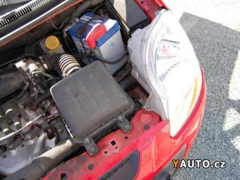 Prodám Chevrolet Spark 0.8i