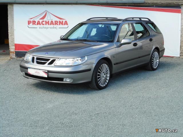 Prodám Saab 9-5 2.2TiD