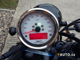 Prodám Moto Guzzi V9 Roamer předváděcí motocykl