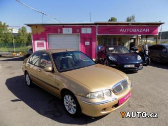 Prodám Rover 45 Klima-Litá kola-1. Majitel