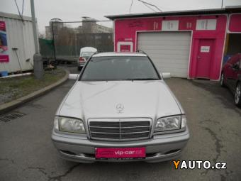 Prodám Mercedes-Benz Třídy C C 220 CDI ESPRIT, automat