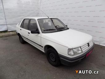 Prodám Peugeot 309 1.6i - 1majitel