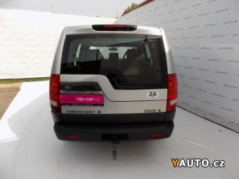 Prodám Land Rover Discovery 3, 2,7TD autoamt