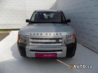 Prodám Land Rover Discovery 3, 2,7TD automat