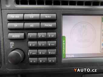 Prodám Saab 9-3 1.9 TID kůže, Navi, automat